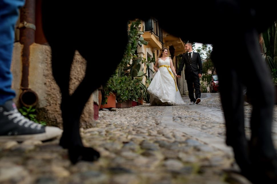 Alexandrina & Davide wedding in Italy Reggio Callabria - Wedding Photographer in Italy - 30